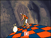 Dragon's Lair 1 - Escape from Singe's Castle