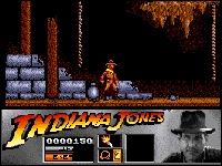 Indiana Jones 3 – The Action game