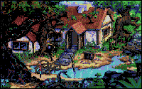 King's Quest 5: Absence Makes The Heart Go Yonder