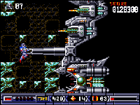 Turrican 2: The Final Fight